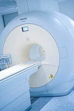 Full body MRI scanner