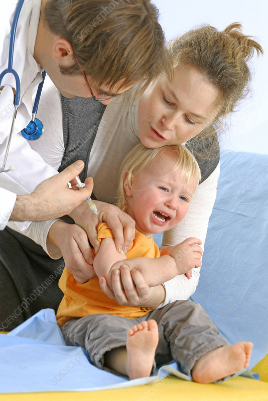 Childhood vaccination