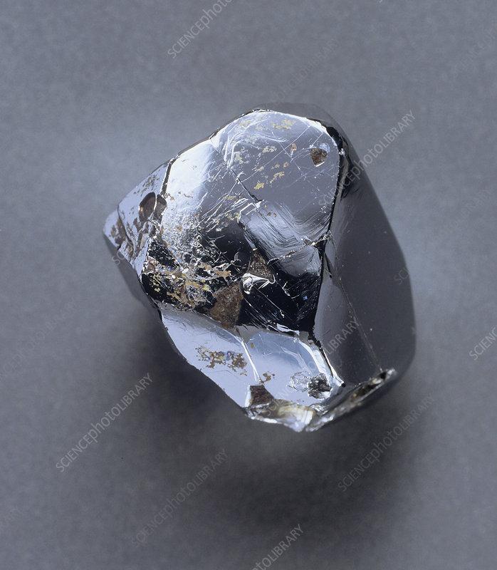 Sperrylite specimen