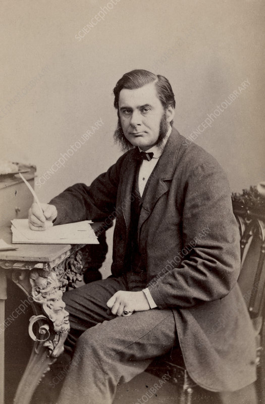 Thomas Huxley, British naturalist