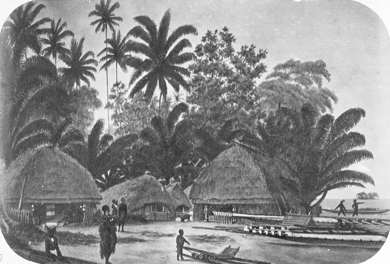 Admiralty Islands, 19th century