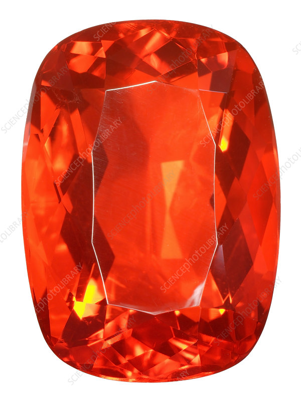 Fire opal birthstone