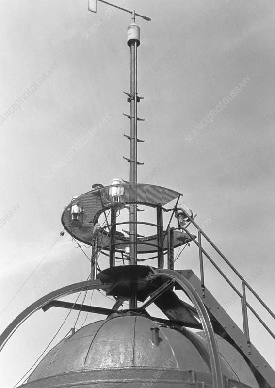 Weather instruments, Kew Observatory