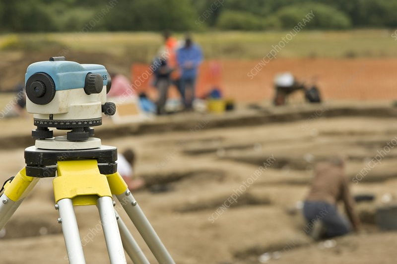 Archaeological surveying