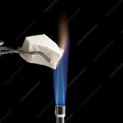 experiment to find the amount of calcium carbonate in chalk Free essay: rate of reaction between hydrochloric acid and calcium carbonate calcium carbonate reacts with hydrochloric acid to form carbon dioxide gas one.