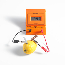 Lemon battery