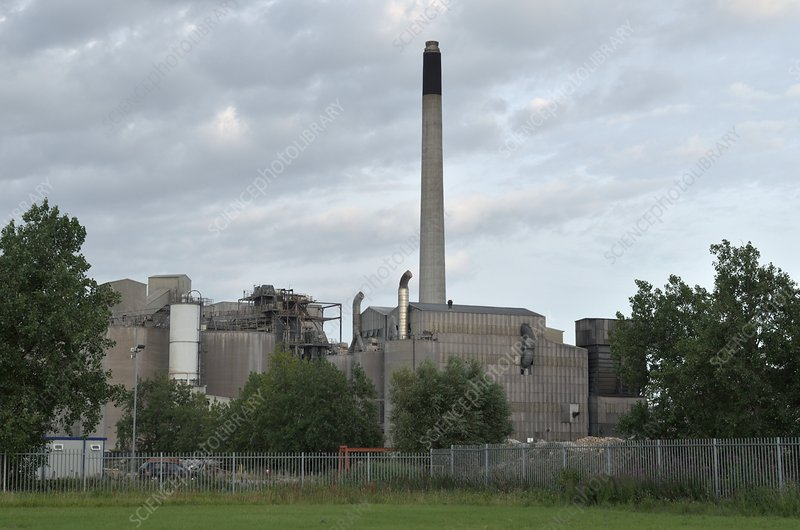 Cement plant, North Lincolnshire