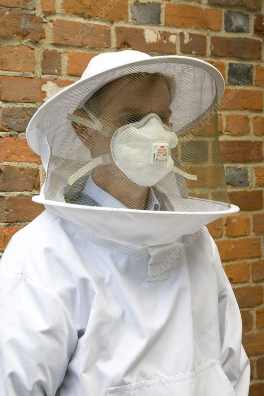 Pest Control Protective Clothing