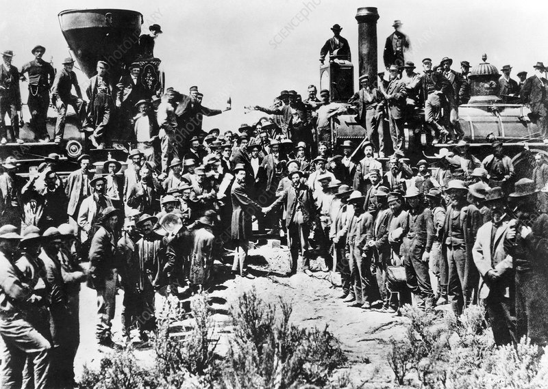 Transcontinental Railroad celebration