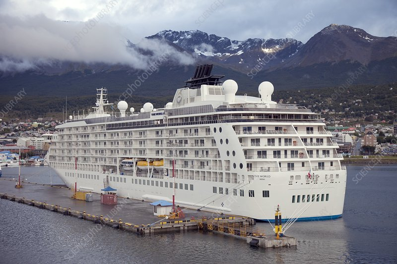 MS The World, cruise ship