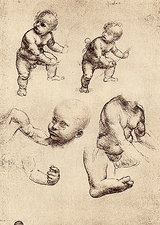 Drawings of a child