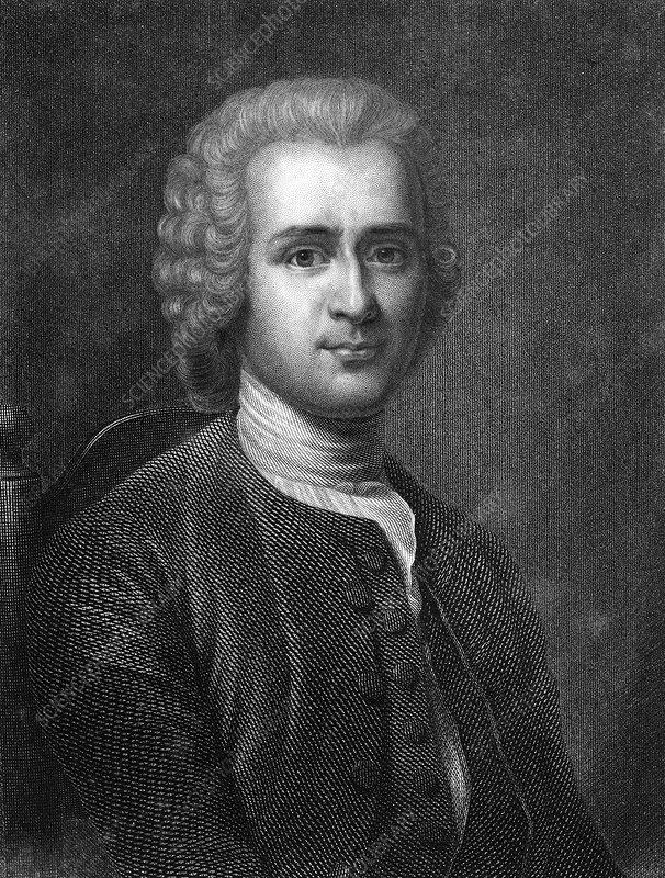 Jean Rousseau, Genevan philosopher