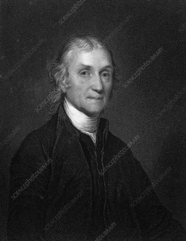 Joseph Priestley, English chemist