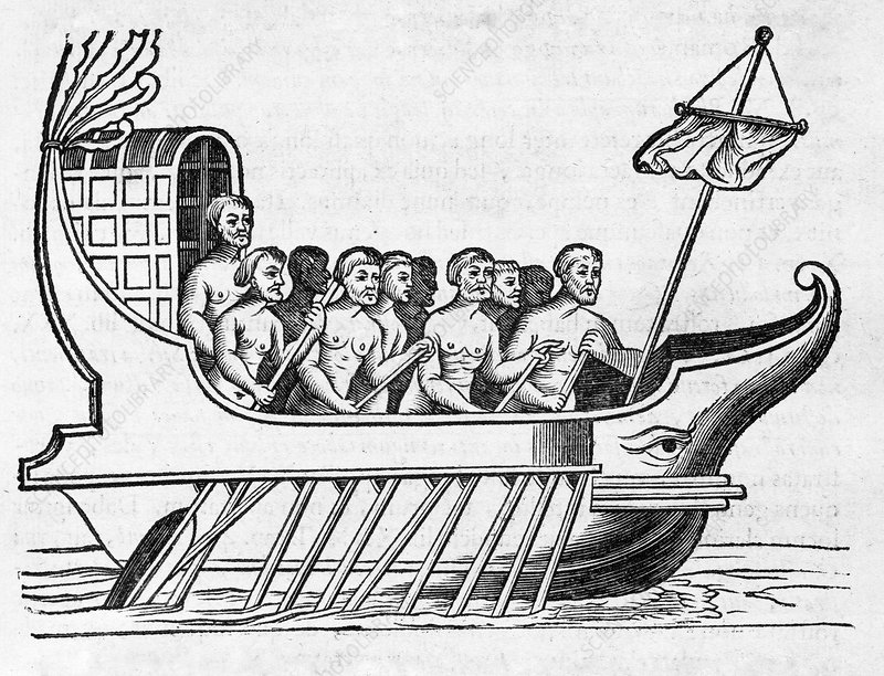 The Argo, 17th Century artwork