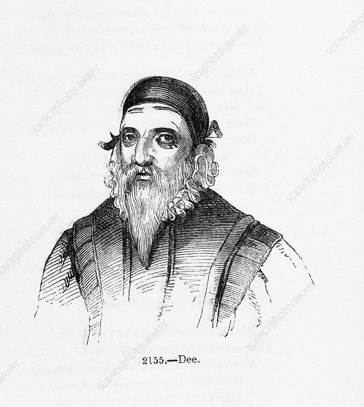 John Dee, British mathematician