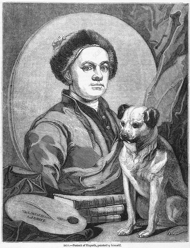 William Hogarth, British artist