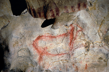 El Pindal cave paintings