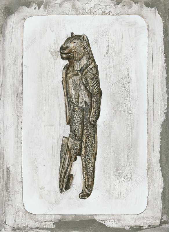 Hohlenstein lion-headed figurine