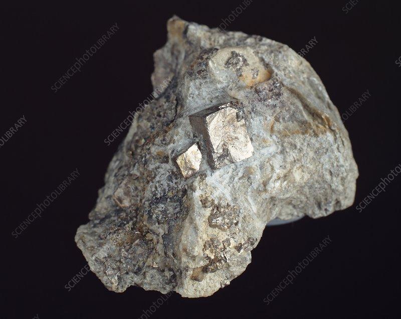 Cobaltite specimen