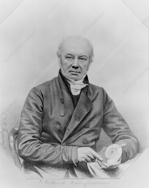 William Buckland, British geologist