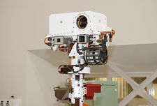 Mars Science Laboratory instrument