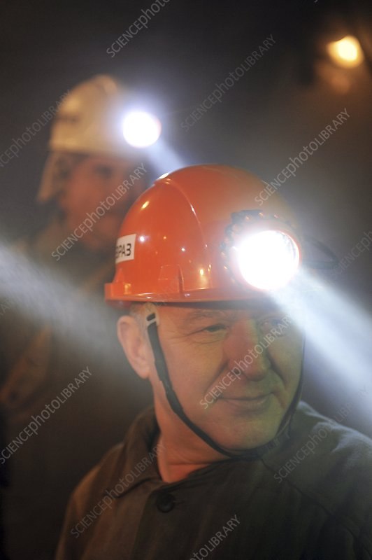 Miners, Russia