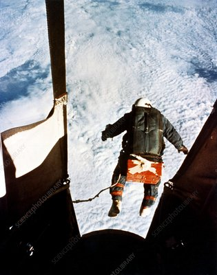 Kittinger's descent, Project Excelsior