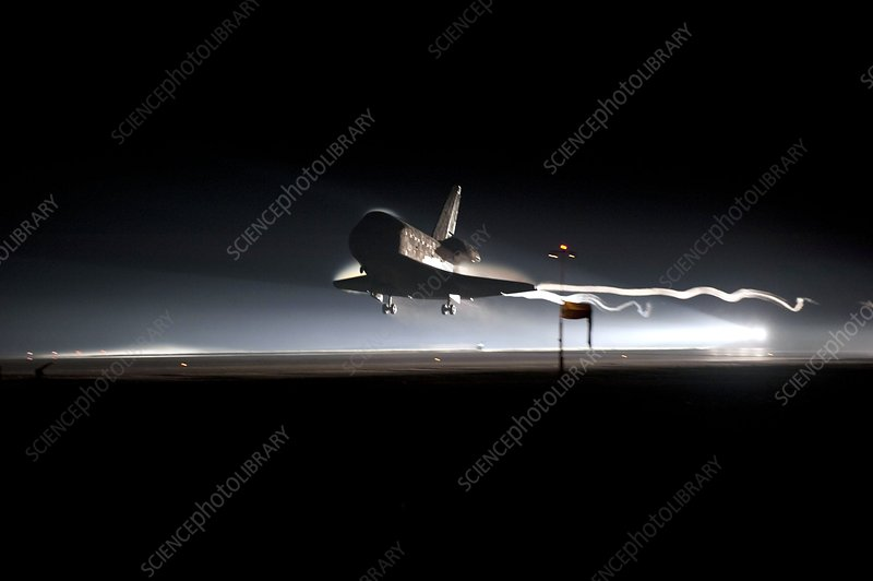 Space Shuttle final flight