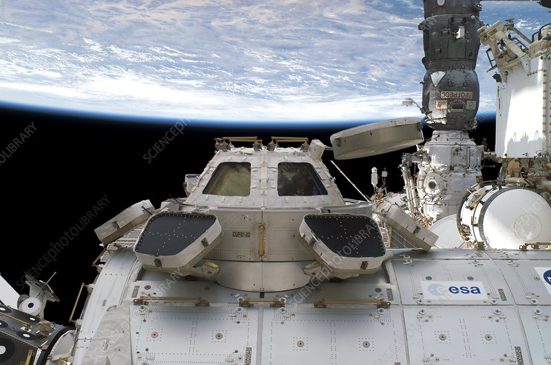International Space Station, 2012