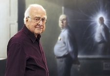 Peter Higgs, British physicist