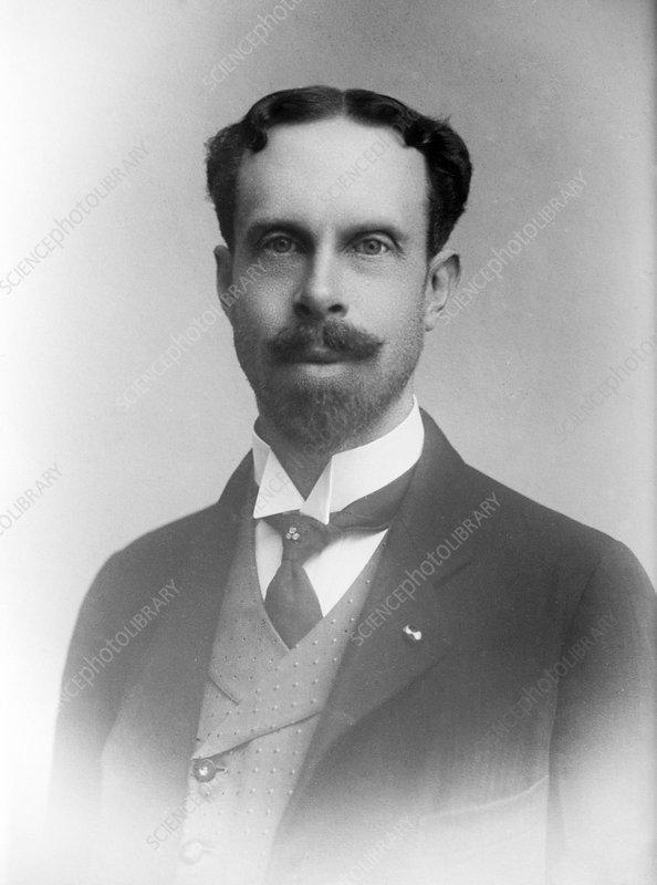 Frank Perret, US geophysicist