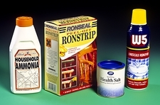 Household acids and bases