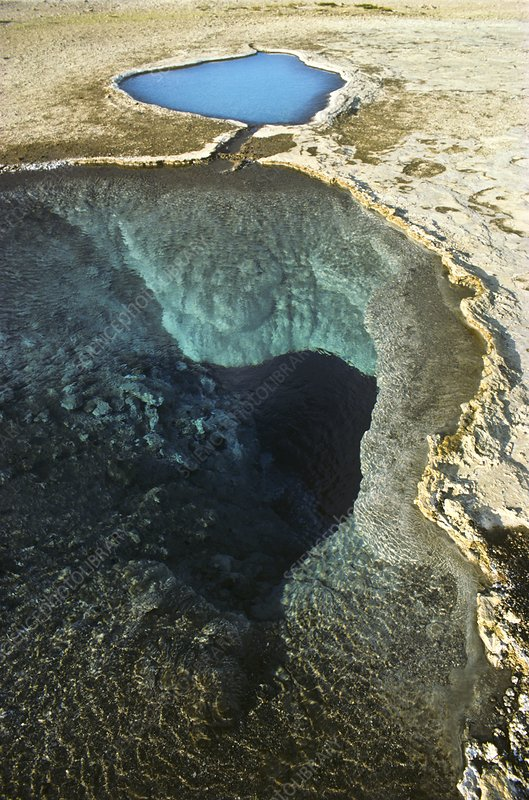 Geothermal formation