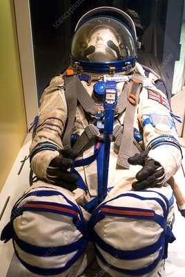 Helen Sharman's spacesuit