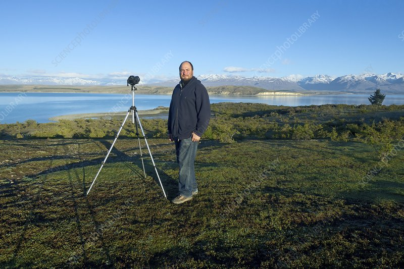 Alex Cherney, amateur astronomer