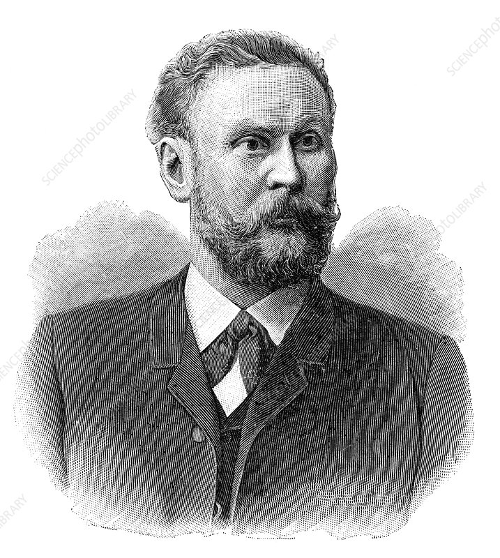 Otto Lilienthal, German aviator