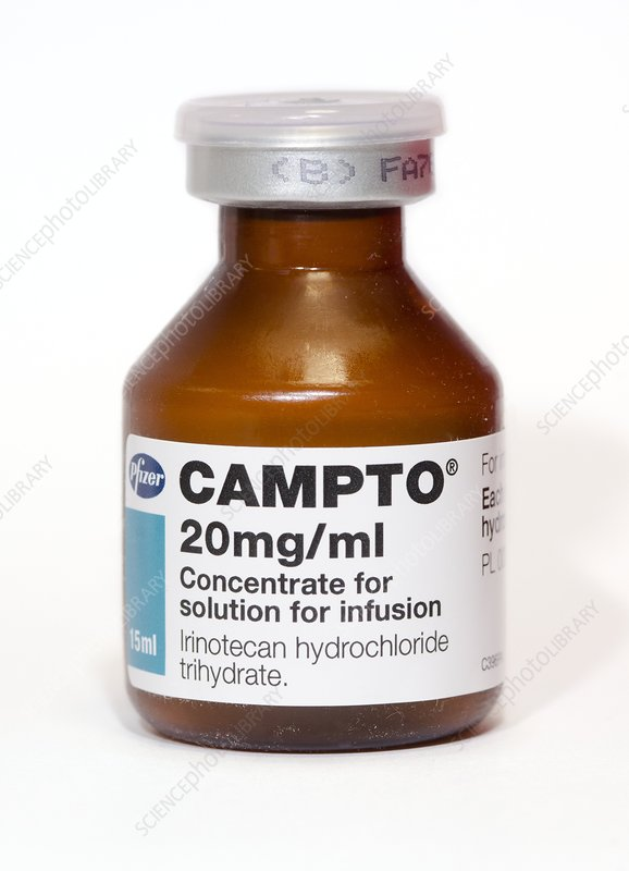 Campto anti-cancer drug