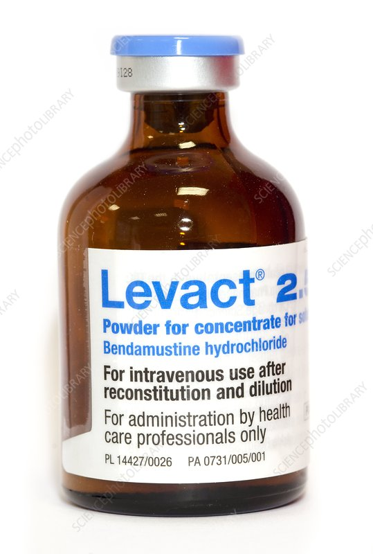 Levact anti-cancer drug