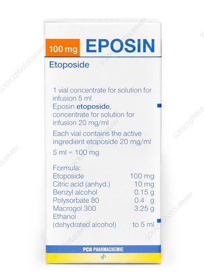 Eposin anti-cancer drug