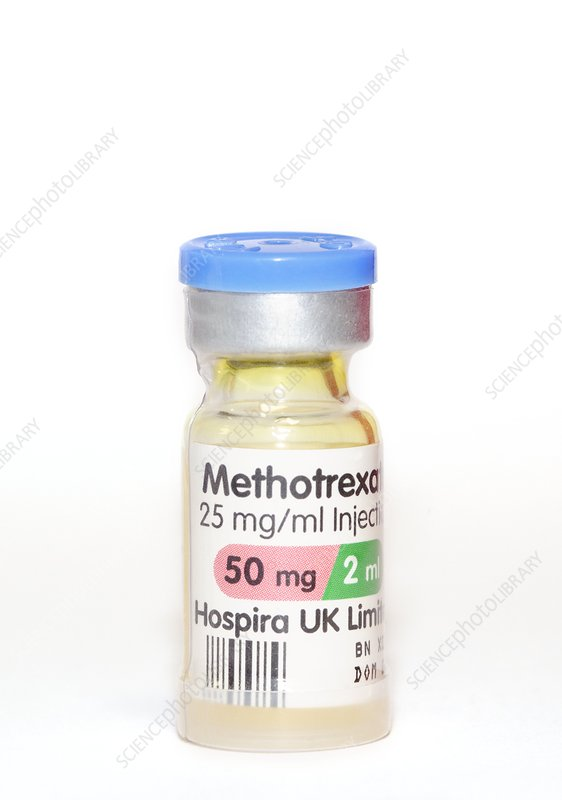 Methotrexate anti-cancer drug
