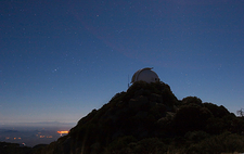 Kitt Peak National Observatory dome