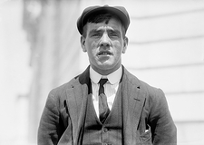 Frederick Fleet, lookout on Titanic