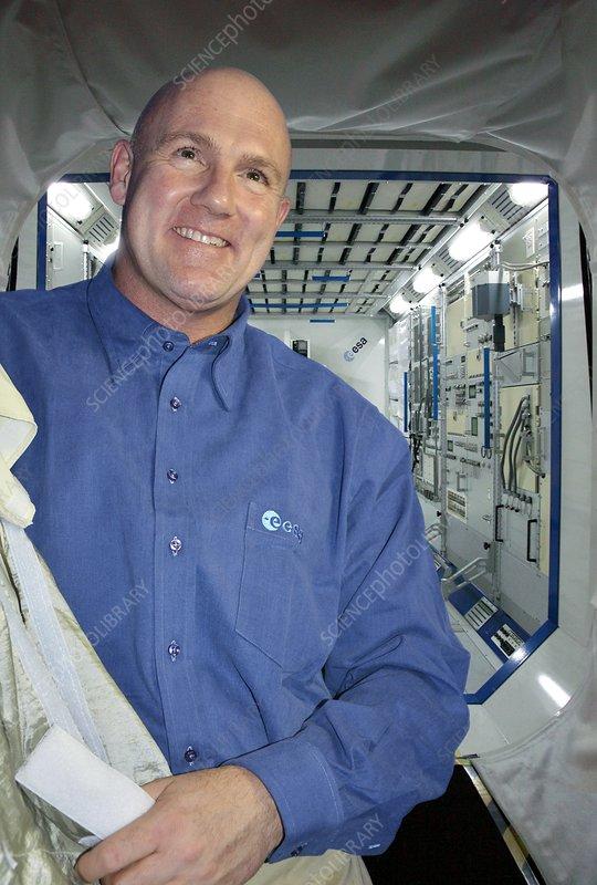 Andre Kuipers, Dutch ESA astronaut