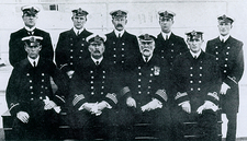 Captain and Officers of the Titanic
