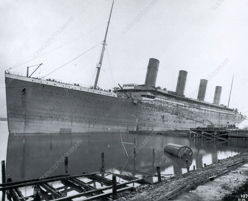 Outfitting the Titanic