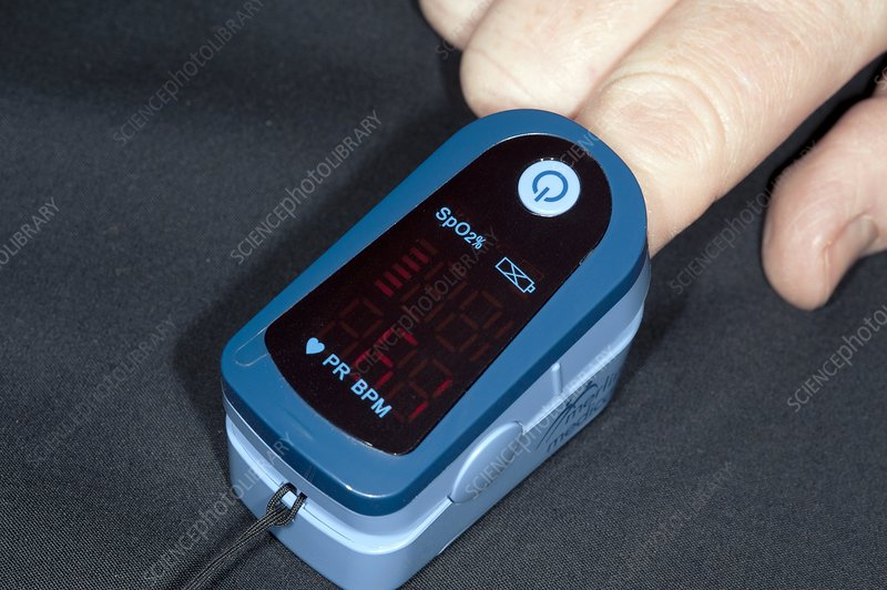 Adult pulse oximeter