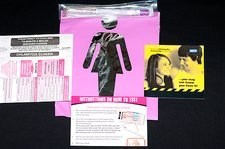 Female Chlamydia self-testing kit