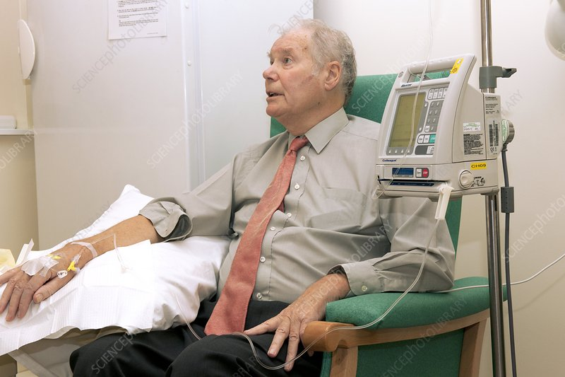 Chemotherapy for cancer patient