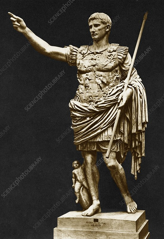religion in the reign of augustus The cult of the divine augustus continued until constantine the great converted the state religion of the empire to  to change even during augustus' reign,.