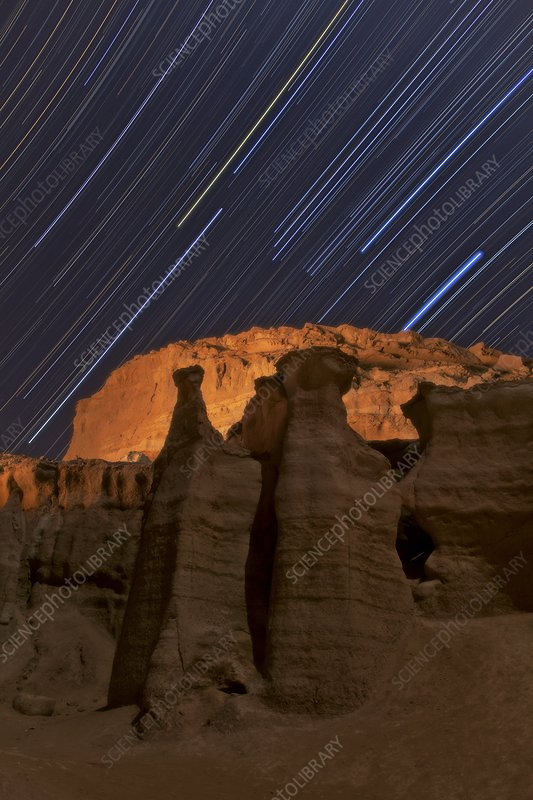 Valley of the Stars, Qeshm